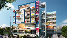 High Street Offices & Shops: Swarn Plaza, Noida